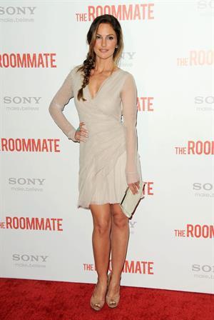Minka Kelly premiere of The Roommate on January 23, 2011