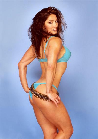 Diane Youdale in lingerie - ass