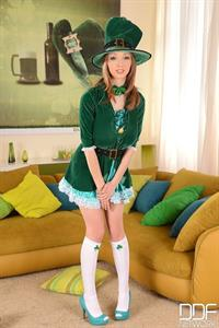 St. Patrick's Day with Lucie Wilde
