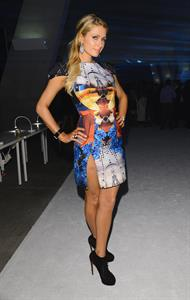 Paris Hilton Celebrates 60th Anniversary at Art Basel Miami Beach 07.12.12