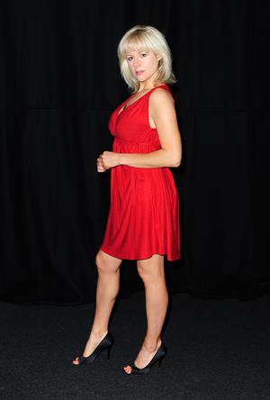Abi Titmuss Paradise Lost Promoshoot 15th Oct 2010