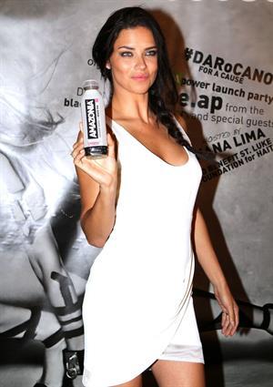 Adriana Lima - Amazonia Beverages' Urban Jungle