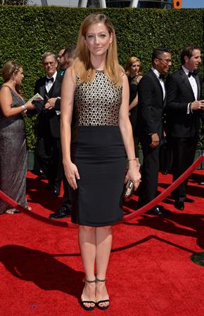 Judy Greer 2014 Creative Arts Emmy Awards, Los Angeles August 16, 2014