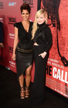 Abigail Breslin  The Call  Los Angeles Premiere, Hollywood, CA 3/05/13