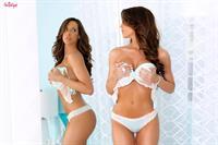 Mirror, Mirror.. featuring Kortney Kane | Twistys.com