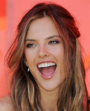 Alessandra Ambrosio Bombshell Summer Tour Kickoff on May 12, 2011