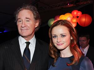 Alexis Bledel Conspirator After Party in Toronto  on September 11, 2010