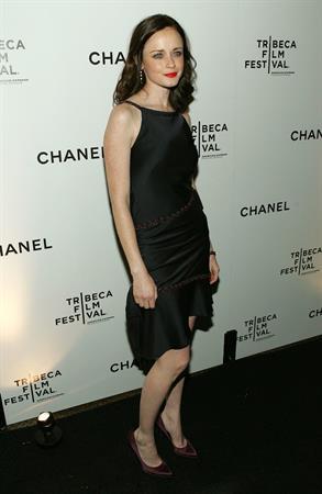 Alexis Bledel Chanel and Tribeca Film Festival Artist's Dinner