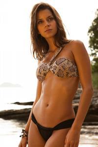 Bruna Dacal in a bikini