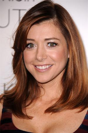Alyson Hannigan Elles 17th annual Women in Hollywood Tribute on October 18, 2010