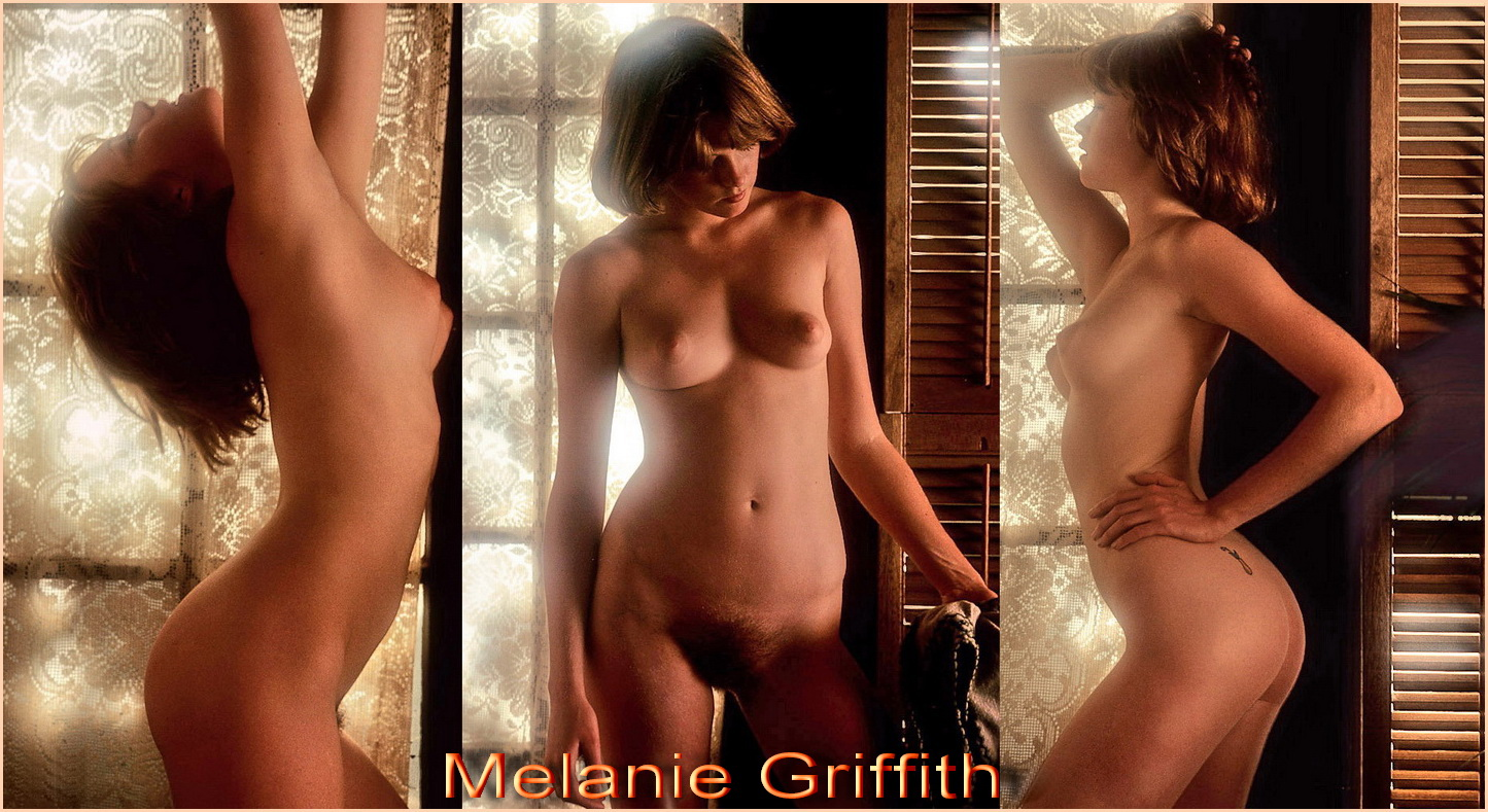 A young and naked melanie griffith