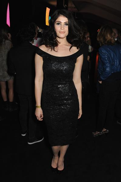 Gemma Arterton at the  Chime For Change: The Sound Of Change Live  Concert, June 1, 2013