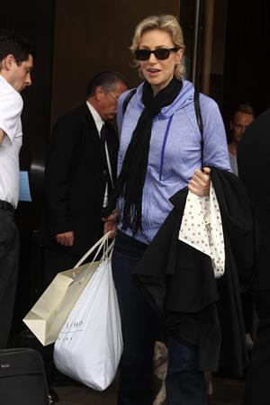 Jane Lynch in New York City (May 21, 2013)