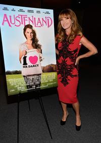Jane Seymour Screening of 'Austenland' at the Landmark Theater in LA August 6, 2013