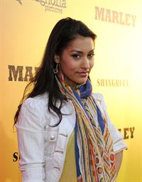 Janina Gavankar  Marley  - Los Angeles Premiere, April 18, 2012