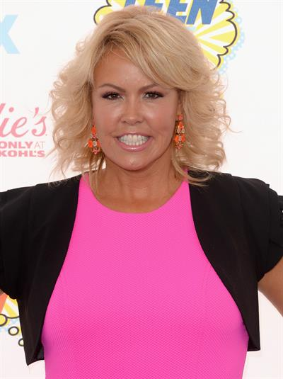 Mary Murphy attending the 2014 Teen Choice Awards in Los Angeles on August 10, 2014