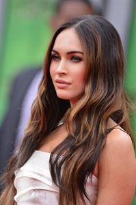 Megan Fox at the Teenage Mutant Ninja Turtles L.A. premiere