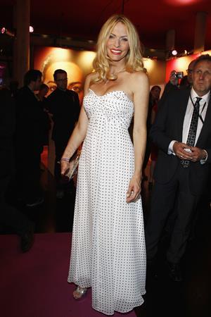 Sonya Kraus at Duftstars Awards 2012, May 4, 2012