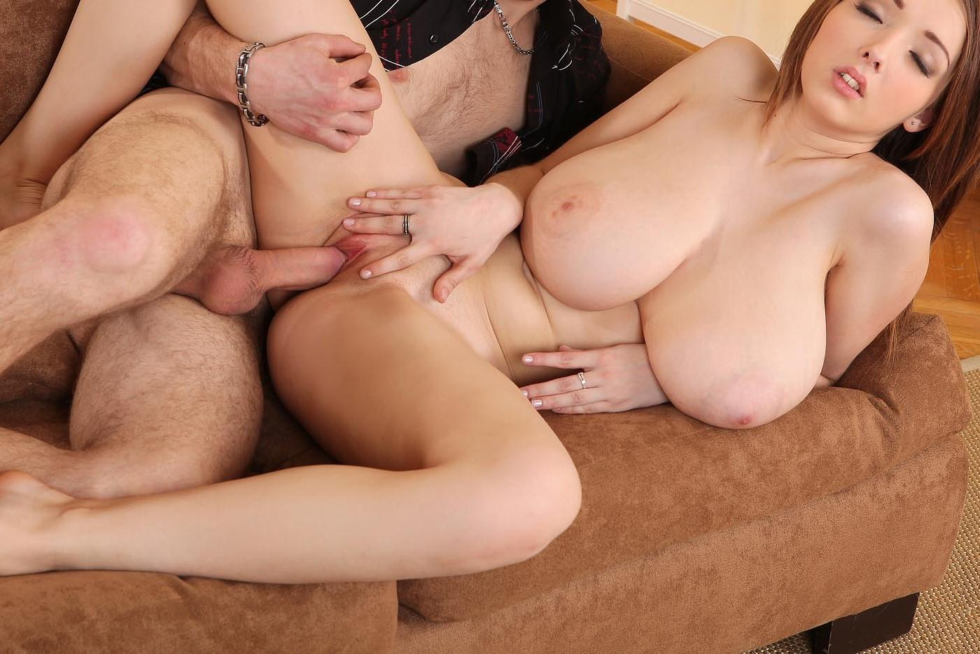 Lucie Wilde - pussy and nipples