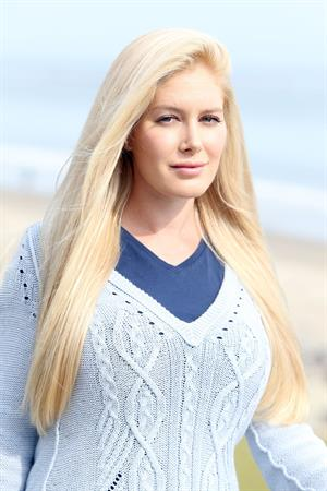 Heidi Montag in Santa Barbara on May 10, 2013