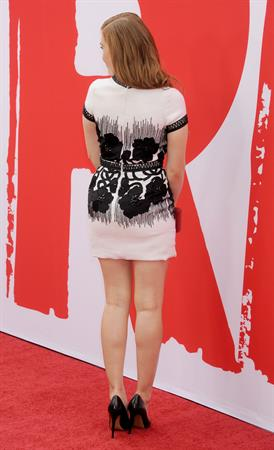 Holland Roden attending the  Red 2  Los Angeles Premiere on July 11, 2013
