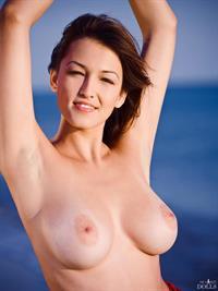 Mariya Antsibonenko - breasts