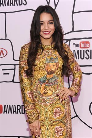 Vanessa Hudgens – YouTube Music Awards 11/3/13