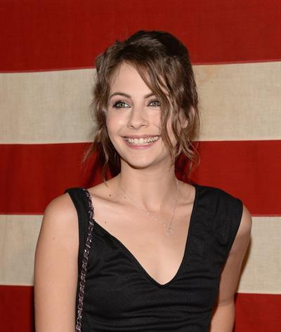 Willa Holland Nylon Magazine Celebrates America The Issue - Los Angeles - November 1, 2013