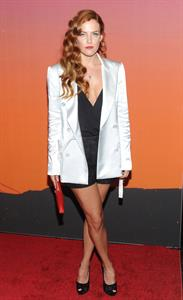 Riley Keough attending Whitney Gala And Studio Party in New York, October 23, 2013