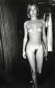 Amber Valletta - breasts