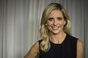 Sarah Michelle Gellar Portrait session in Los Angeles on September 24, 2013