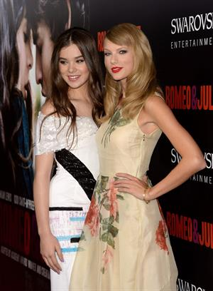 Taylor Swift -  Romeo & Juliet  LA Premiere 9/24/13