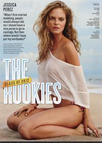Jessica Perez in a bikini - breasts