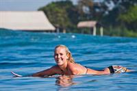 Bethany Hamilton in a bikini