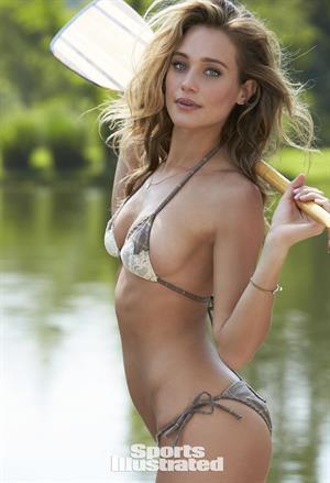 Hannah Davis Sports Illustrated 2015
