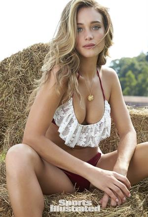 Hannah Davis Sports Illustrated 2015