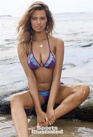 Hailey Clauson Sports Illustrated 2015