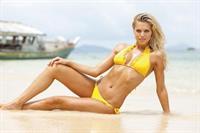 Adeline Mocke in a bikini