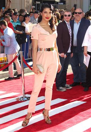 Priyanka Chopra  Planes  Los Angeles Premiere -- Hollywood, Aug. 5, 2013