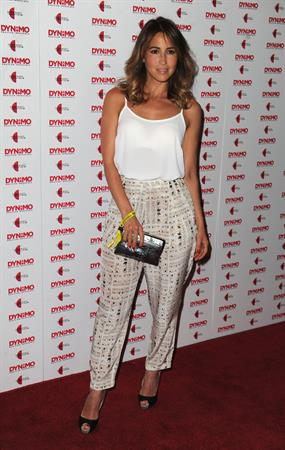 Rachel Stevens  Dynamo: Magician Impossible  Series 3 launch in London on Jul. 9, 2013