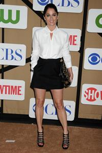 Robin Tunney CBS Summer TCA Party Los Angeles California July 29, 2013