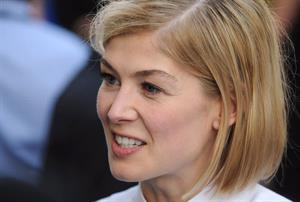 Rosamund Pike  The World's End  World Premiere in London on July 10, 2013