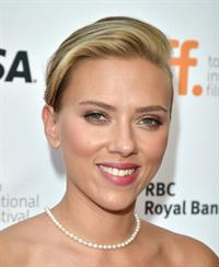 Scarlett Johansson  Don Jon  Premiere at Toronto International Film Festival September 10, 2013