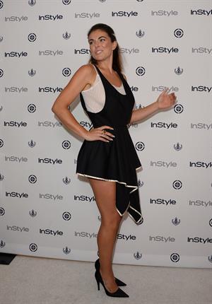 Serinda Swan 12th Annual InStyle Summer Soiree, Aug 14, 2013