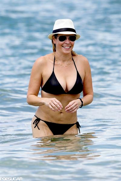 Chelsea Handler in a bikini