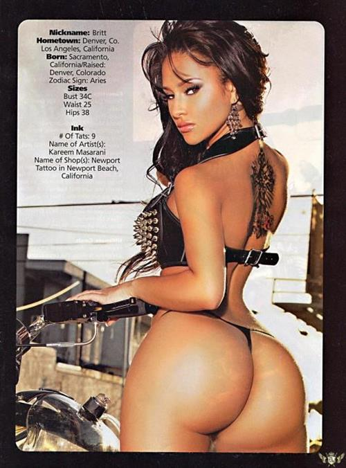 Brittany Dailey's Pictures. Hotness Rating = 8.43/10