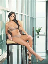 Paula Andrea Giraldo in lingerie