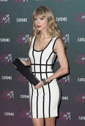 Taylor Swift Much Music Video Awards at Much Music in Toronto, Canada - June 16, 2013