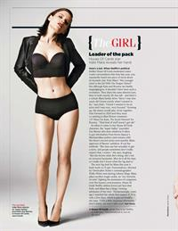 Kate Mara in lingerie