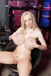 Alena Snow - pussy and nipples